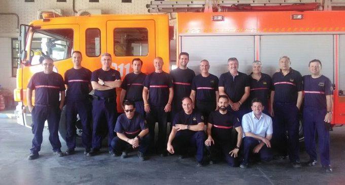 El Consorci Provincial de Bombers de València es prepara per a la campanya d'incendis forestals amb més de 1.600 efectius