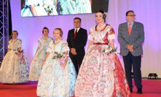 Mª Jesús Rincón Prieto i Alexia Manzano Muñoz, Falleres Majors de Torrent de 2018