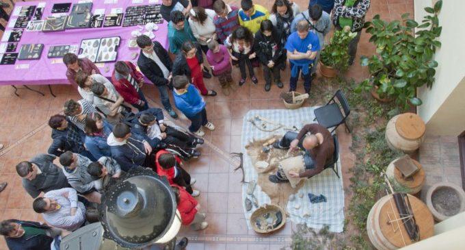 El Museu de Prehistòria de València acull la presentació del Grau universitari d'Antropologia i Evolució Humana