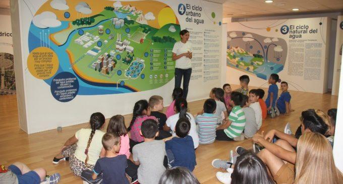 """El col·legi Mare Petra guanyador del concurs de murals """"Aigua i Medi ambient"""""""