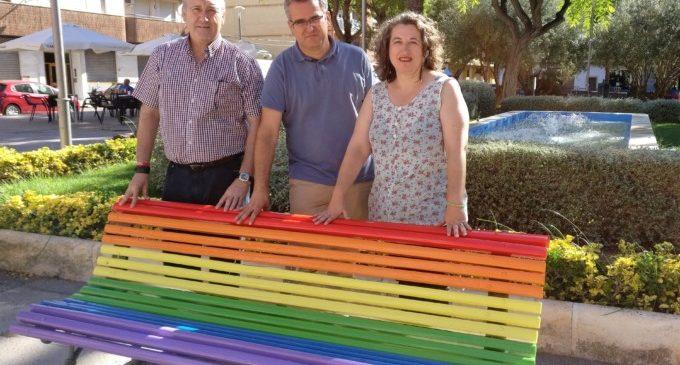 Xirivella commemora el Dia de l'Orgull LGTBi amb accions de visibilització i conscienciació