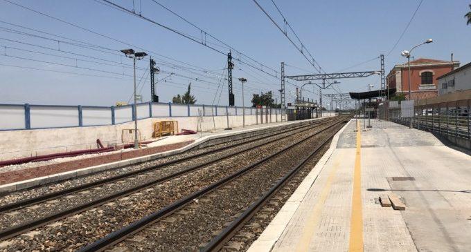 Renfe inicia les obres de la millora de l'accessibilitat de l'estació Carcaixent