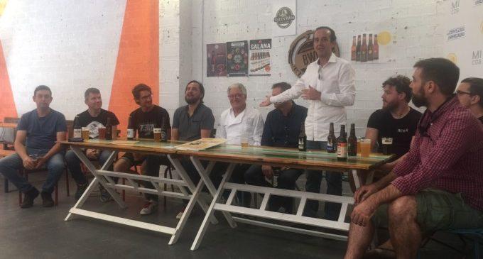Gaudeix de l'exclusiva Beer&Clóchina's Party en el Mercat de Tapineria