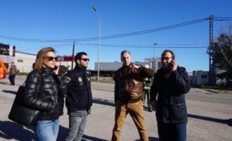 Paterna construirá otro túnel en Fuente del Jarro tras el incendio de Indukern