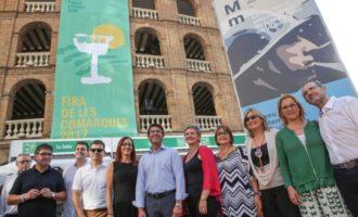 La Fira de les Comarques obri a la Plaça de Bous de València amb música, art, gastronomia i turisme actiu