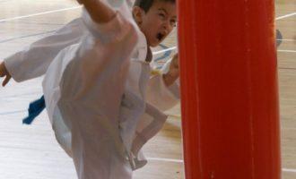 Or i Bronze per al Karate Club Alboraia al Campionat de Promoció de Mislata