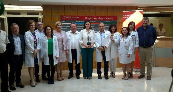 Sanitat inverteix 7,4 millones al Hospital Vega Baja d'Oriola