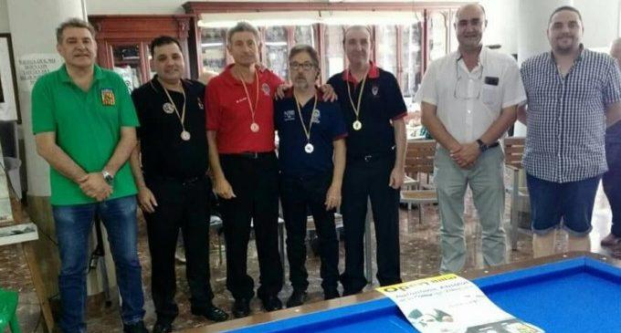 L'OPEN de Billar de la Comunitat Valenciana s'ha jugat a Alfafar