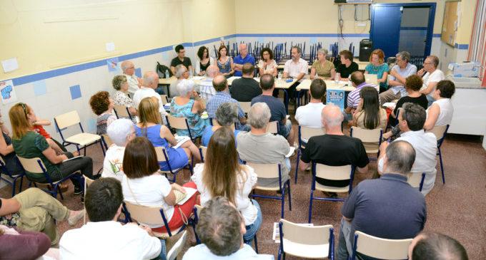 La trobada del Barri del Secà tanca la primera ronda d'assemblees ciutadanes amb l'alcaldessa