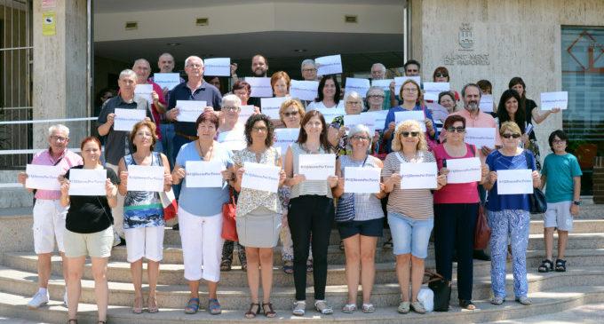 L'Ajuntament de Paiporta i les associacions de dones secunden la protesta del #19JAlertaFeminista