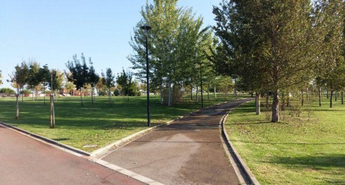 Paterna instal·la 6 hidrants contra incendis en el Parc Central