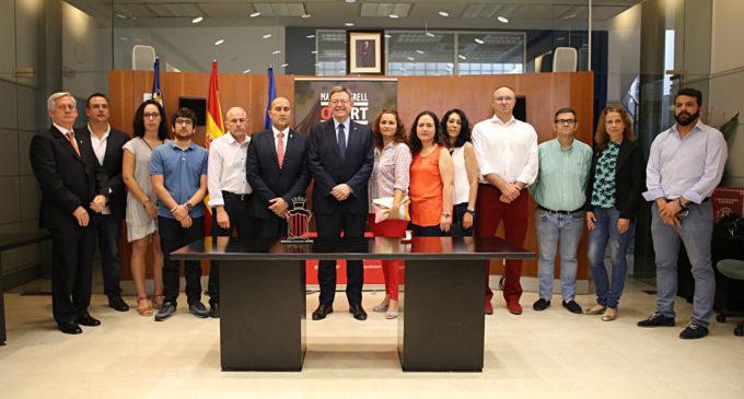 Puig destaca el treball del Govern valencià per a universalitzar