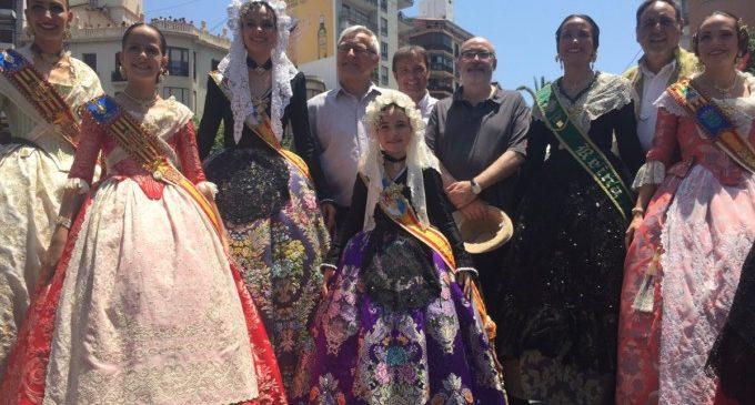 """Ribó: """"És molt important que les grans ciutats valencianes treballem en comú per una Comunitat Valenciana cada vegada més pròspera, més justa i més solidària"""""""