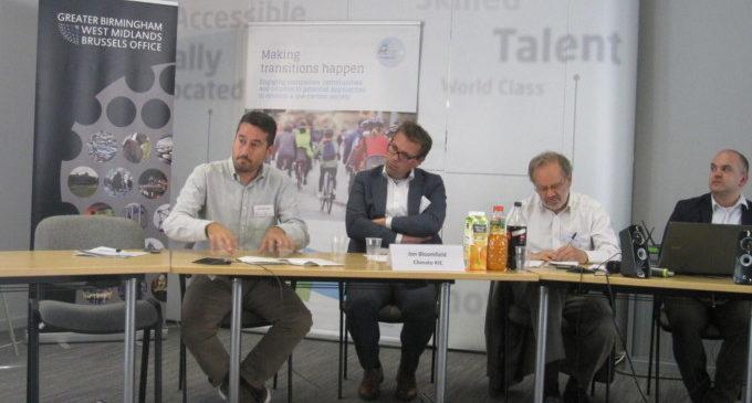 Peris: 'Transition Cities ha permés identificar les bretxes de València per a lluitar contra el canvi climàtic'