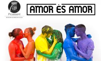 Amor es Amor, la campanya de Picassent  cap a la commemoració del dia de l'orgull LGTBI