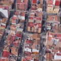 Arranca la reurbanización de la plaza Llorenç de la Flor en el Cabanyal