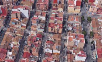 Reurbanització de quatre travessies al mar de la Zona Zero del Cabanyal