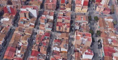 Les vivendes situades en un barri 'de moda' com Russafa o el Cabanyal són un 20% més cares