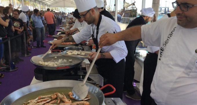 Pilar Moncho destaca a Gandia el paper de la gastronomia com a valor estratègic del turisme