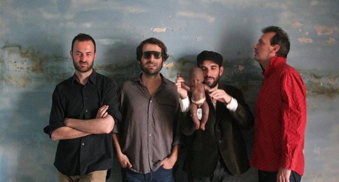 """""""Las Víctimas civiles"""" presenta en las Naves el seu primer disc"""