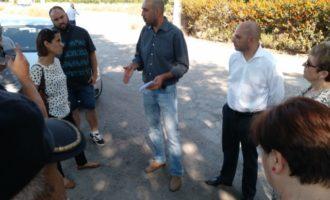 La Diputació unirà els municipis de El Puig i La Pobla de Farnals amb una via ciclepeatonal paral·lela a la CV-318