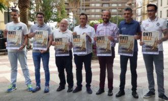 Hostalers de la plaça Concepció i carrer Major, units en el IX Festival Ontijazz, que portarà a Latino Blanco