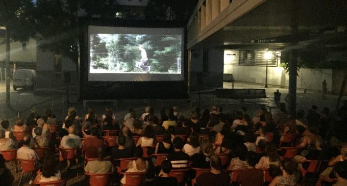 Més de 2.000 espectadors han gaudit del cinema d'estiu organitzat pel MuVIM