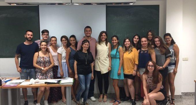 Arranca el primer curs d'anglés intensiu gratuït de València Activa