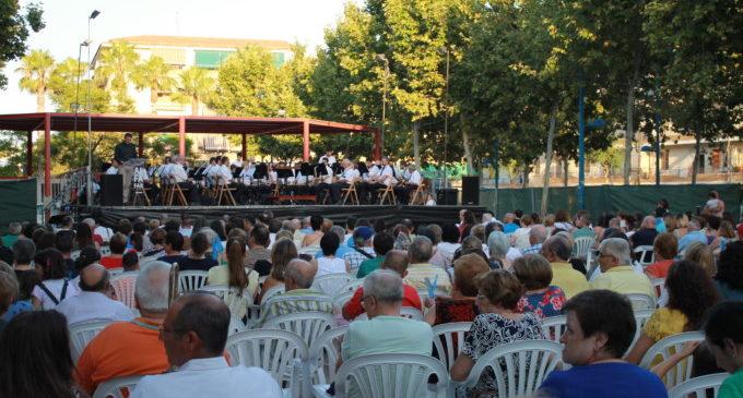 Les Bandes de Música d'Alfafar posen la nota final a les festes del barri Orba