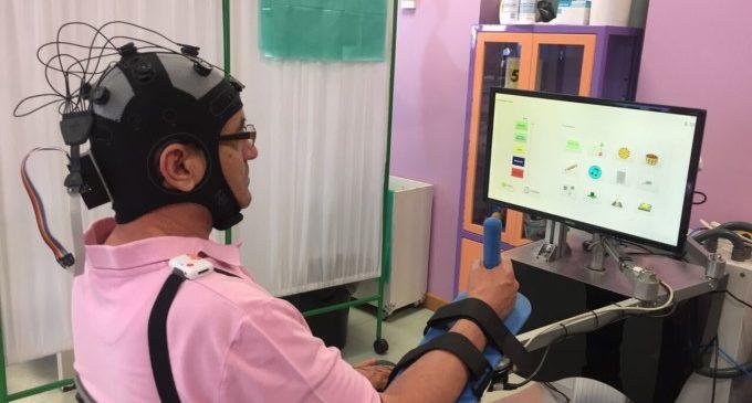L'Hospital Vega Baixa destina rehabilitació assistida per robots a pacients amb dany neurològics