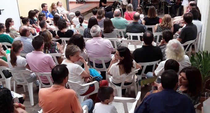 El Museu Comarcal acull un concert de l'IES Tirant lo Blanch de Torrent amb motiu del seu 50 aniversari