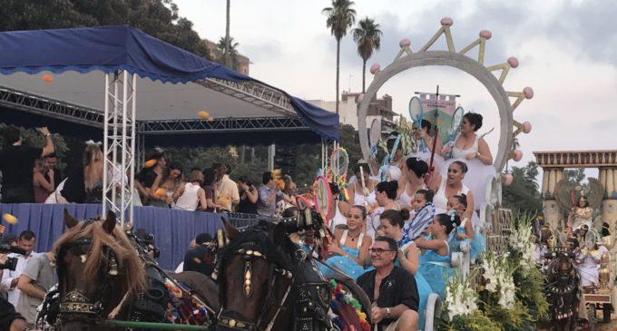 Cortes de tráfico por la celebración de la Batalla de Flores de la Gran Fira