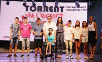 La XXXI Gal·la de l'Esport de Torrent premia als millors esportistes del 2017