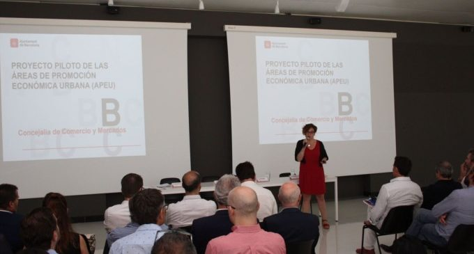 Se presenta en València un proyecto de norma para legislar áreas urbanas empresariales