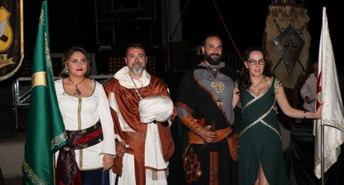 Vicent Burguera i Vicente Simó, capitans de les festes de Moros i Cristians de Torrent 2017