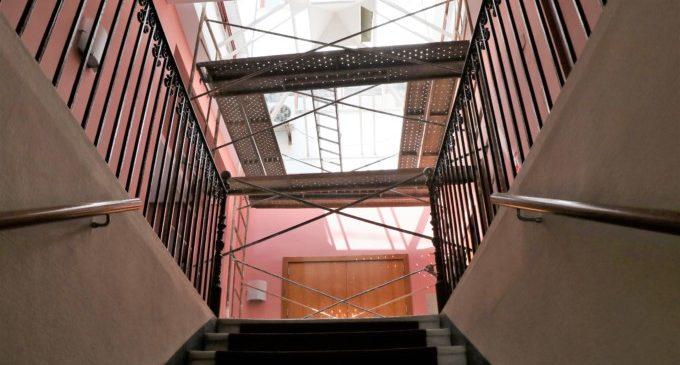 Casa de la Cultura inicia les seues reformes com a mesura de protecció de l'immoble