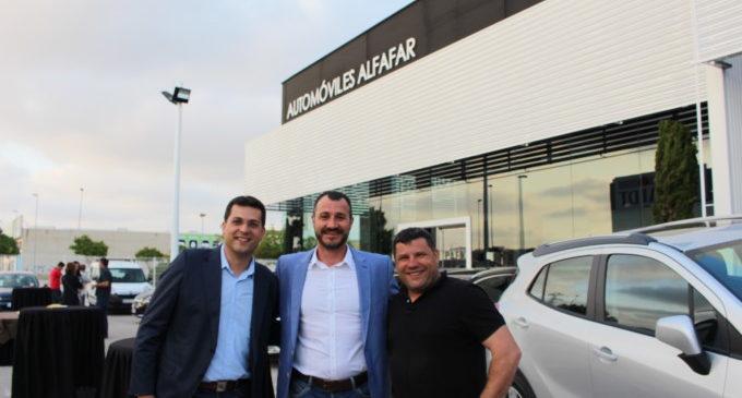 Automóviles Alfafar celebra el seu primer aniversari