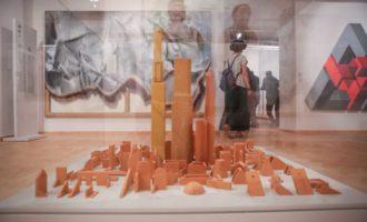 Gandia acogerá la próxima primavera la muestra de los tesoros artísticos de la Diputación que ya exhibe Requena