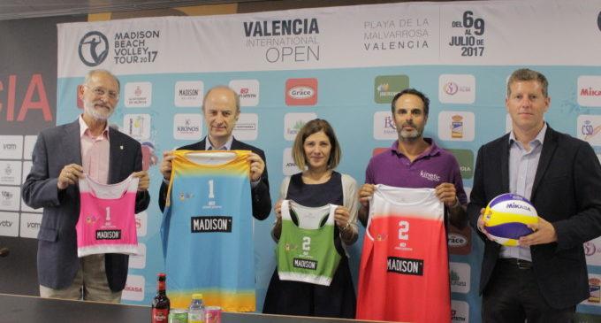 València acull el Madison Beach Volley