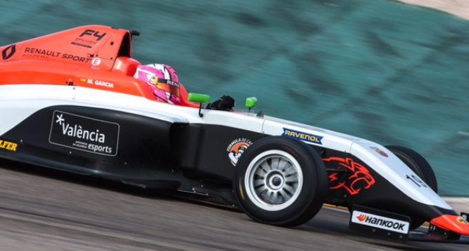 La pilot de la Diputació Marta García debuta en la Fórmula 4 a Rússia