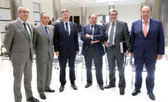 Puig urgeix a desenvolupar les infraestructures 'necessàries' per a aprofitar el 'gran potencial' de la Comunitat Valenciana com a centre del Mediterrani