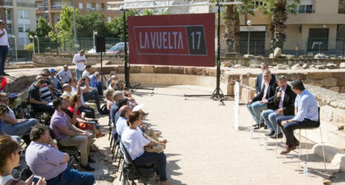 Una setmana per a què Llíria mostre els seus encants en la Volta Ciclista a Espanya