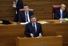 """Puig responderá en Corts sobre la crisis, la """"discriminación"""" del Gobierno y los impuestos a grandes fortunas"""