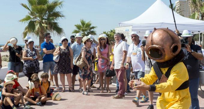 La Diputació impulsa una campanya de sensibilització ambiental per promoure el manteniment i conservació del litoral