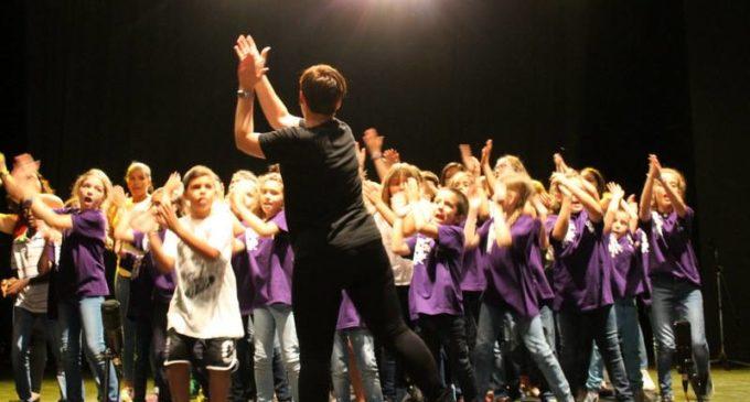 L'escola de música UTEM representa a Alboraia en Gran Canària