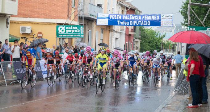 La Diputació i la Federació de Ciclisme consoliden la Volta València Féminas