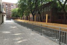 Se mejora la seguridad en el entorno del colegio público San Pedro