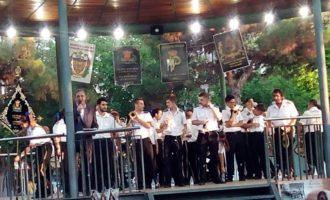 Dues bandes de cornetes i tambors de Baeza i Tarancón participen en el V certamen d'Aldaia