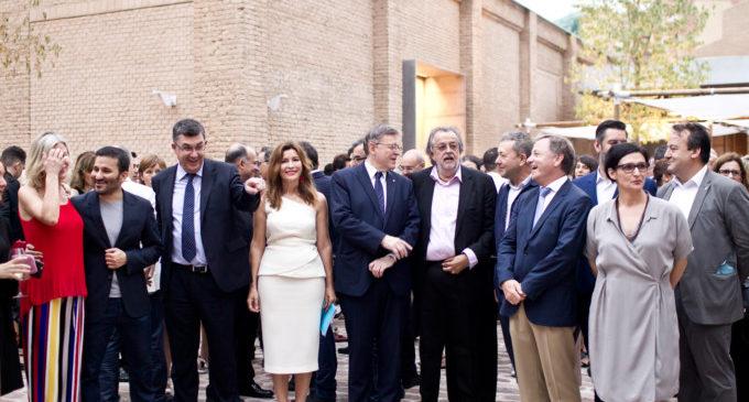L'antiga fàbrica Bombas Gens renaix com a Centre d'Art i seu de la Fundació Per Amor a l'Art