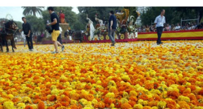 Com aconseguir llotges per a la Batalla de Flors de València 2019